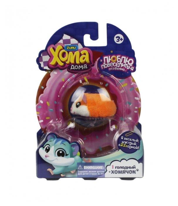 Игровой набор 1 TOY Хома Дома - Оранжевый хомячок Т12502