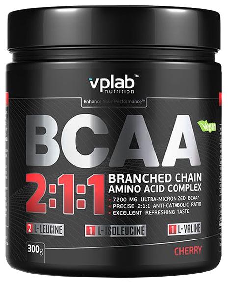 BCAA VP Laboratory BCAA 2:1:1 (300 г)