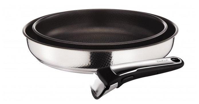 Набор посуды (антипригарное покрытие) Tefal Ingenio Creation 2шт.: 22/26см (L9359172)