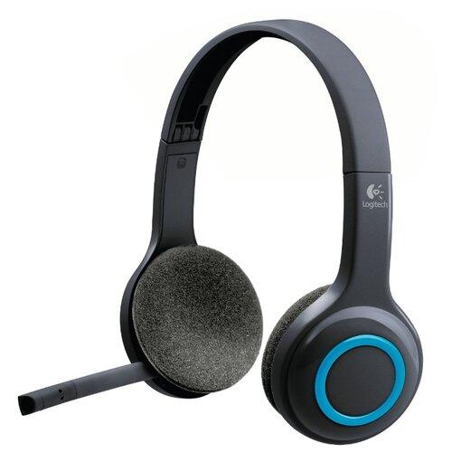 Купить Компьютерная гарнитура Logitech Wireless Headset H600