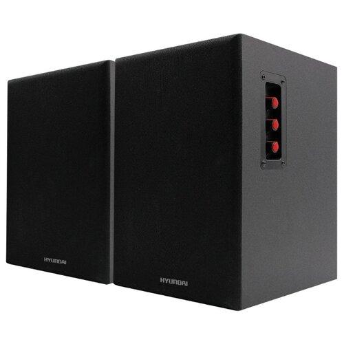 Компьютерная акустика Hyundai H-HA160 черныйКомпьютерная акустика<br>