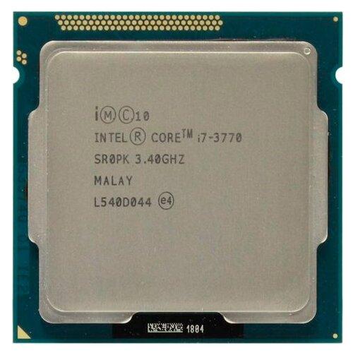 Процессор Intel Core i7-3770 Ivy Bridge (3400MHz, LGA1155, L3 8192Kb), OEM