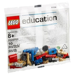 Конструктор LEGO Education Machines and Mechanisms Технология и физика - ресурсный набор 2000708