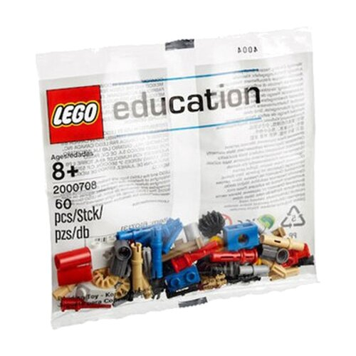 Купить Конструктор LEGO Education Machines and Mechanisms Технология и физика - ресурсный набор 2000708, Конструкторы