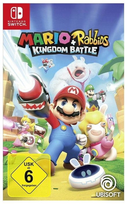 Mario + Rabbids Kingdom Battle [Битва За Королевство](Nintendo Switch)