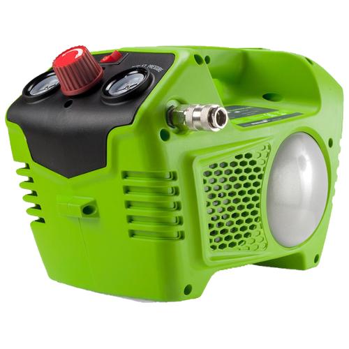 Компрессор greenworks G24ACВоздушные компрессоры<br>