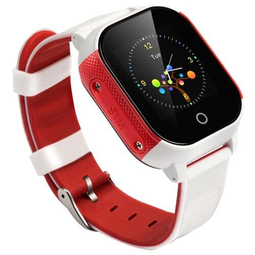 Фото - Детские умные часы Smart Baby Watch GW700S / FA23 белый/красный часы smart baby watch s4 зеленый