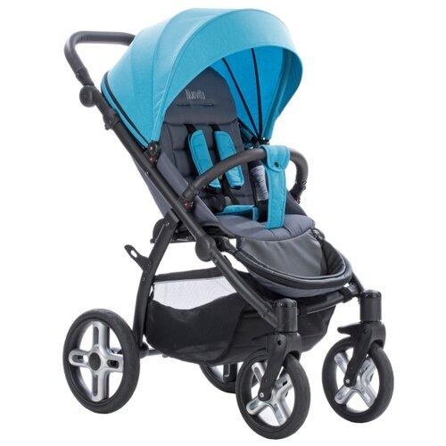 Прогулочная коляска Nuovita MODO Terreno blu/grigio