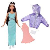 718e3787439d050 Кукла Barbie с дополнительным комплектом одежды, 29 см, FJF71