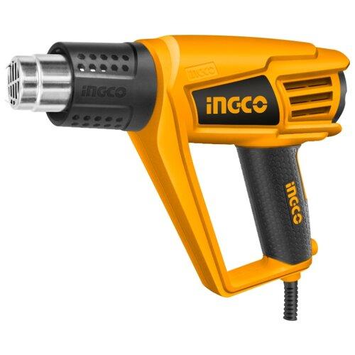 Строительный фен INGCO HG20082-1 Industrial Case