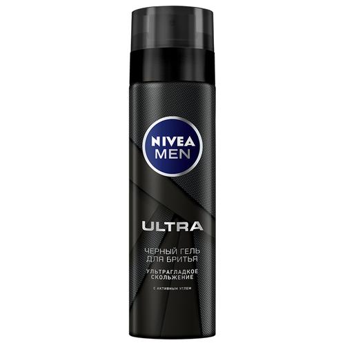 Гель для бритья Ultra Nivea, 200 млСредства для бритья<br>