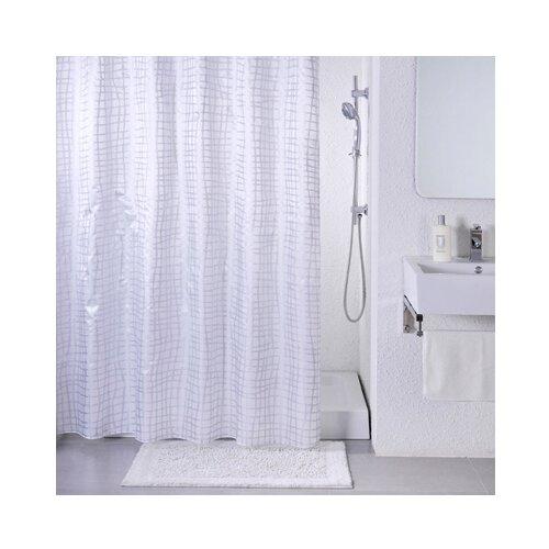 Штора для ванной IDDIS 341P20RI11 180x200 белый