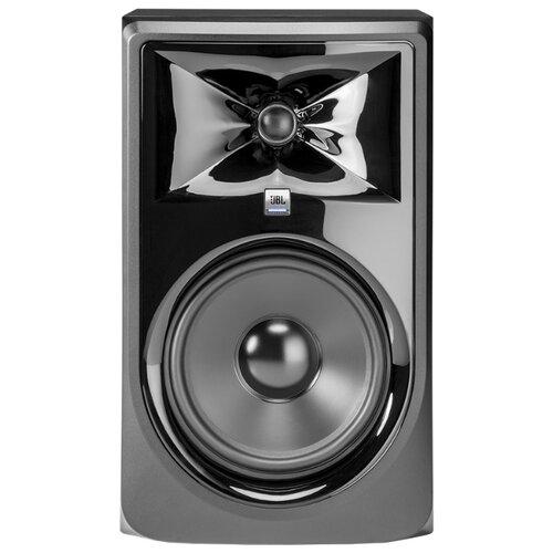 Полочная акустическая система JBL 308P MkII black фото