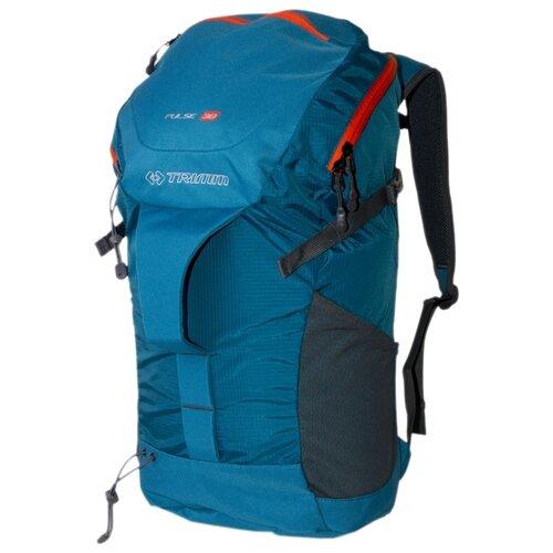 Рюкзак TRIMM Pulse 30 blue (lagoon/orange) pulse 420 orange