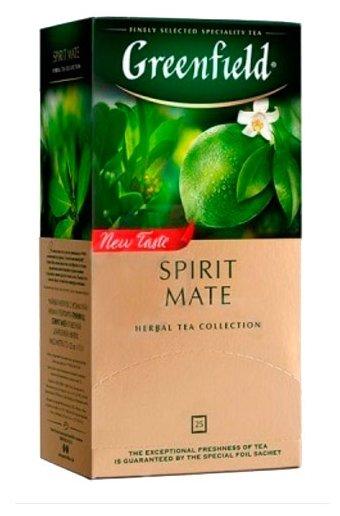 Чайный напиток травяной Greenfield Spirit Mate в пакетиках
