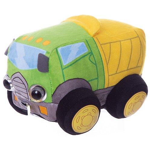 Купить Мягкая игрушка 1 TOY Дразнюка-биби Грузовичок 15 см, Мягкие игрушки