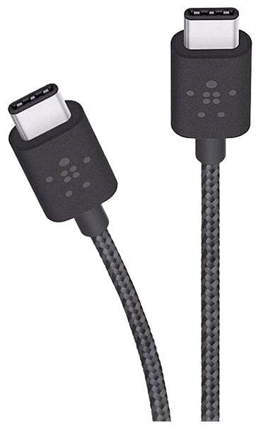 Кабель Belkin MIXIT Metallic USB Type-C - USB Type-C (F2CU041bt06) 1.8 м — купить по выгодной цене на Яндекс.Маркете