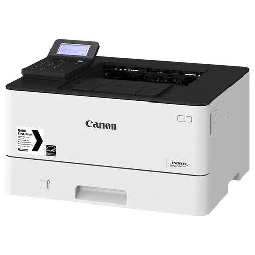Принтер Canon i-SENSYS LBP212dw белый/черный  - купить со скидкой