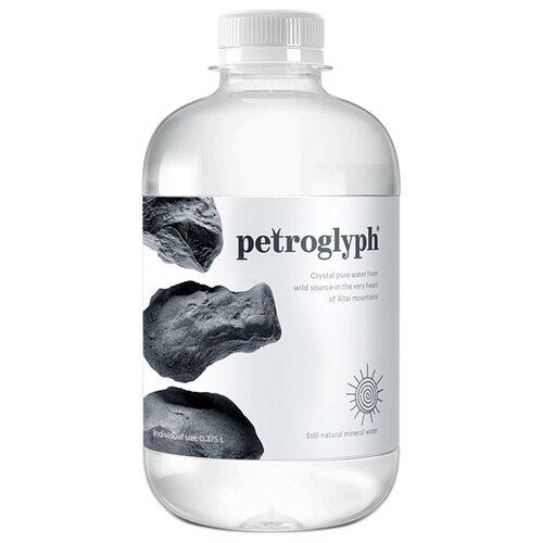 Вода минеральная Petroglyph негазированная, ПЭТ, 0.375 лВода<br>