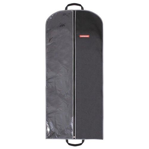 HAUSMANN Чехол для одежды HM-701402 60x140 см черный