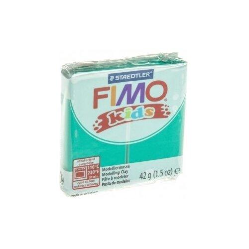 цена на Полимерная глина FIMO Kids 42 г зеленый (8030-5)