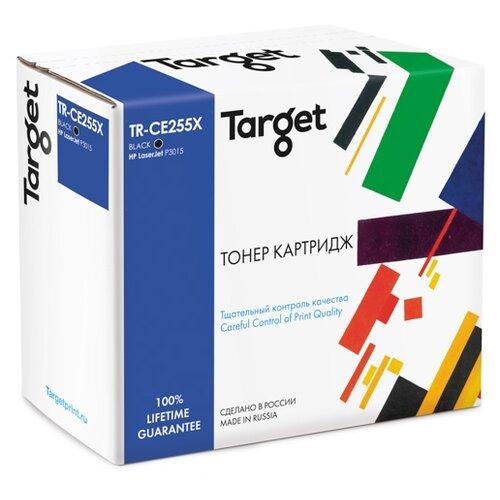 Фото - Картридж Target TR-CE255X, совместимый картридж target tr 106r02773