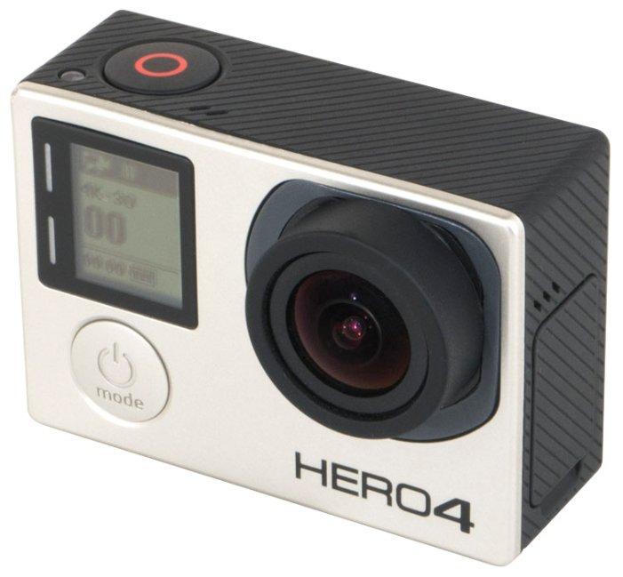 GoPro Экшн-камера GoPro HERO4 Black (CHDHX-401)