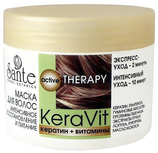 Dr. Sante Маска для волос интенсивное восстановление и питание