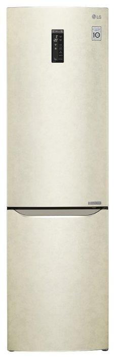 Холодильник LG GA-B499 SEQZ