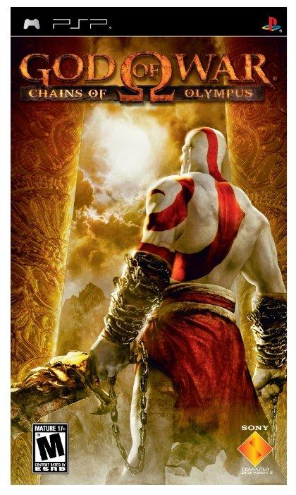 Sony God of War: Chains of Olympus
