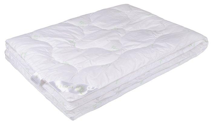 Одеяло ECOTEX Бамбук облегченное белый 172 х 205 см
