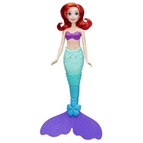 Интерактивная кукла Hasbro Disney Princess Водные приключения Ариэль, 34 см, E0051 кукла талисман kimmidoll нацуми приключения tgkfs106