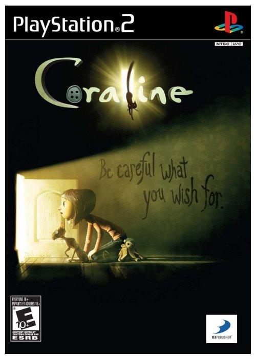 D3Publisher Coraline