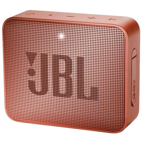 цена на Портативная акустика JBL GO 2 SunKissed Cinnamon