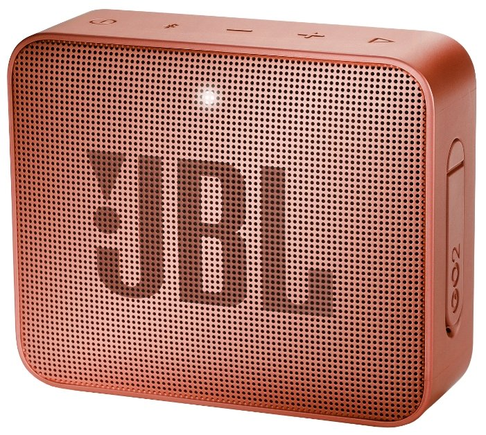 Портативная акустика JBL GO 2 SunKissed Cinnamon