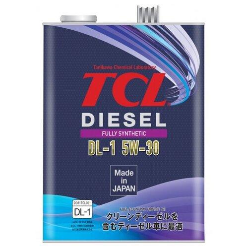 Моторное масло TCL Diesel 5W-30 DL-1 4 л