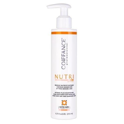 Купить Coiffance Professionnel NUTRI INTENSE Интенсивная питательная маска для очень сухих и поврежденных волос, 200 мл