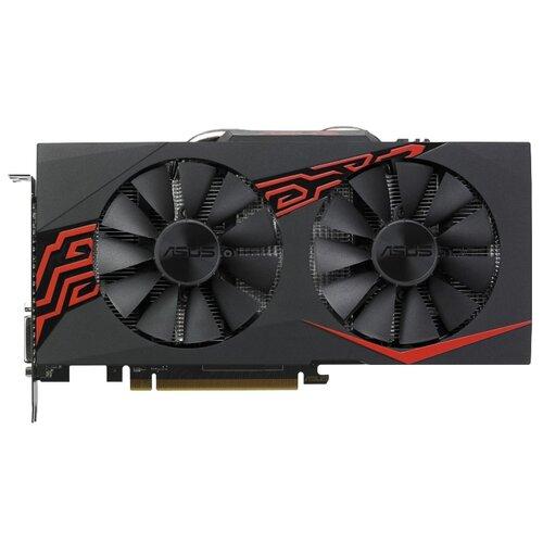 Видеокарта ASUS Radeon RX 470 MINING 4GB (MINING-RX470-4G-LED) OEM