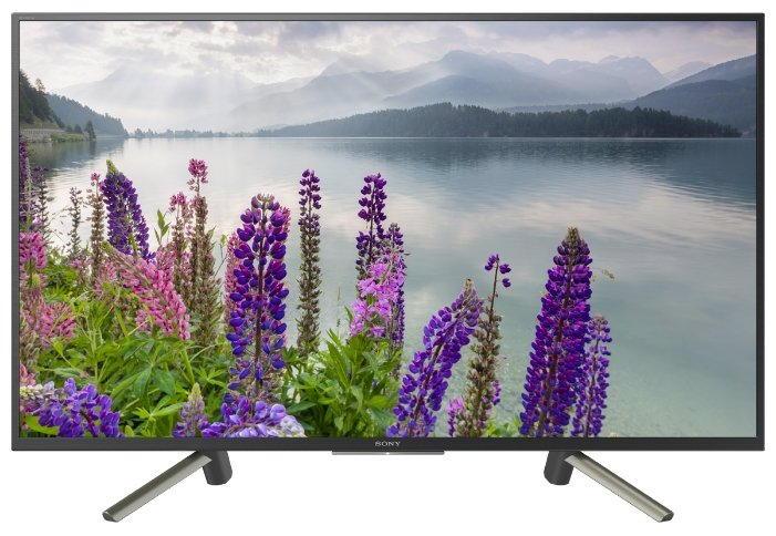 """Телевизор Sony KDL-49WF805 48.5"""" (2018) — купить по выгодной цене на Яндекс.Маркете"""