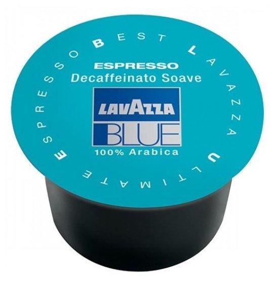 Кофе в капсулах Lavazza Blue Espresso Decaffeinato Soave без кофеина (100 шт.)