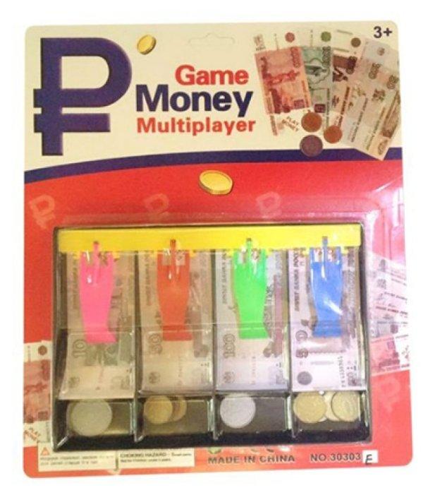 Деньги игрушечные Shantou Gepai 30303E