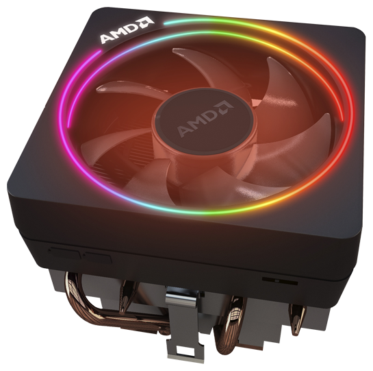 Кулер для процессора AMD Wraith PRISM