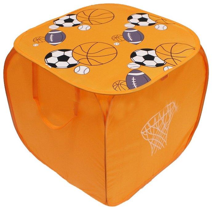 Корзина Наша игрушка Баскетбол 43х43х43 см (10038-3)