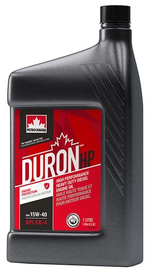 Моторное масло Petro-Canada Duron HP 15W-40 1 л