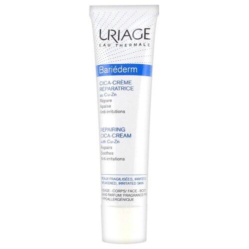 Uriage Bariederm Repairing Cica-Cream Крем восстанавливающий для лица и тела, 40 мл uriage bariederm cica creme