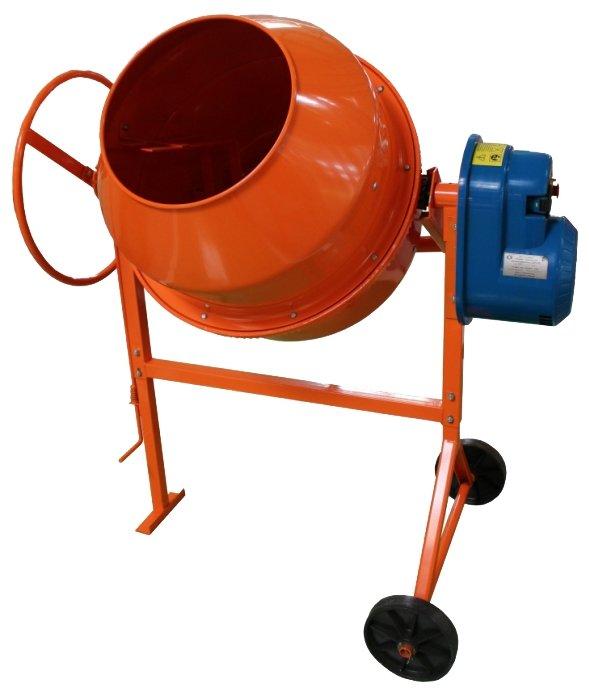 Бетоносмеситель СБР-190 Строймаш (Лебедянь) 190 л, 1,0 кВт, 220 В (арт. 95452)