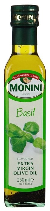 Monini Масло оливковое Basilico