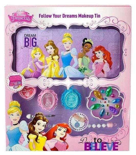Игровой набор детской декоративной косметики для лица Markwins Принцессы Дисней 9716451