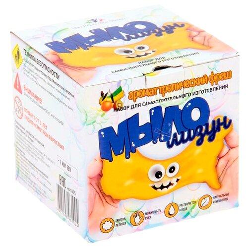 Инновации для детей Мыло-лизун Тропический фреш (835), Наборы для мыловарения  - купить со скидкой