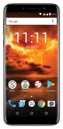 SENSEIT Смартфон SENSEIT W289